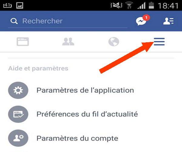 arrêter automatiquement la lecture Facebook vidéos