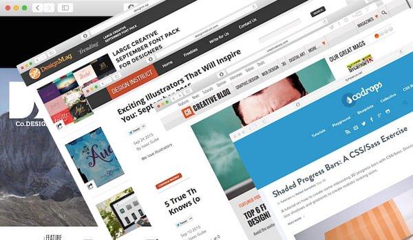 blogs de conception web