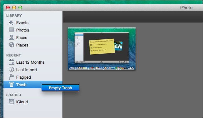 delete-photos-from-iphoto-trash