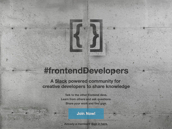 frontenddevelopers