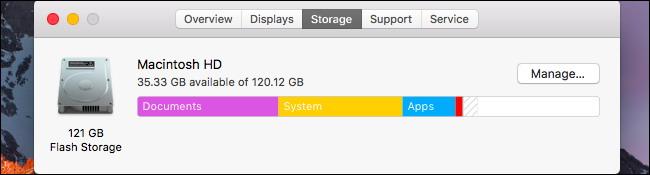 libérer de l'espace sur votre Mac