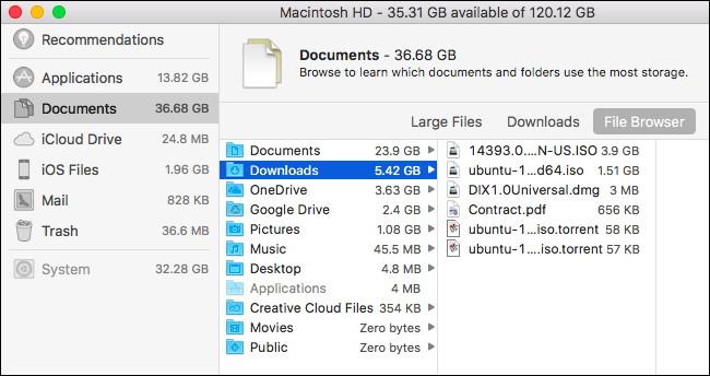 macOS Sierra 5