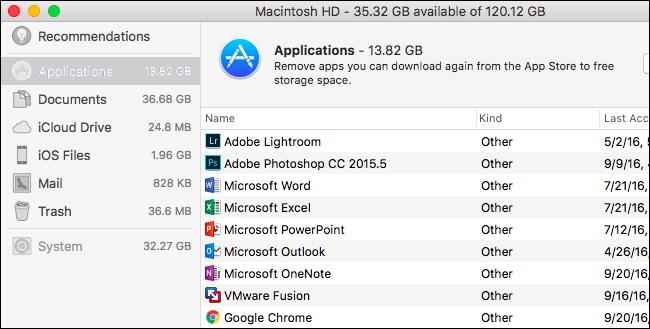 macOS Sierra 6