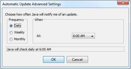 protéger contre les problèmes de sécurité Java 5