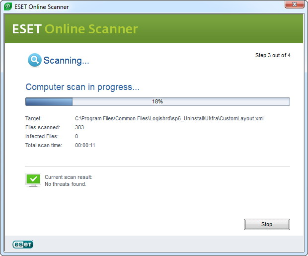 scanner votre ordinateur avec plusieurs programmes antivirus 1