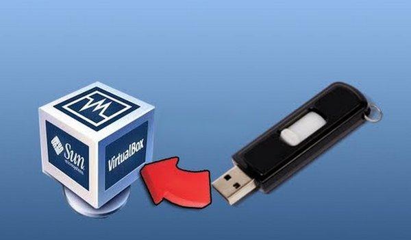 Comment démarrer à partir d'un lecteur USB dans VirtualBox
