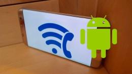 Comment faire pour activer Appels Wi-Fi sur un téléphone Android