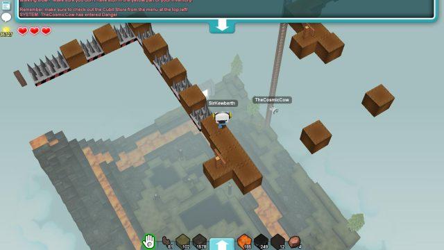 Cubic-Castles