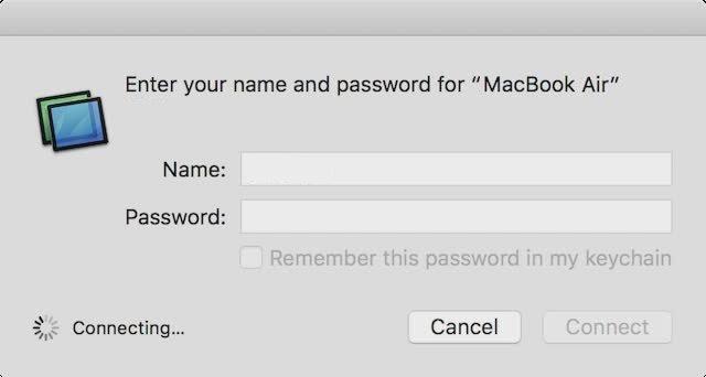 Entrez votre nom et mot de passe