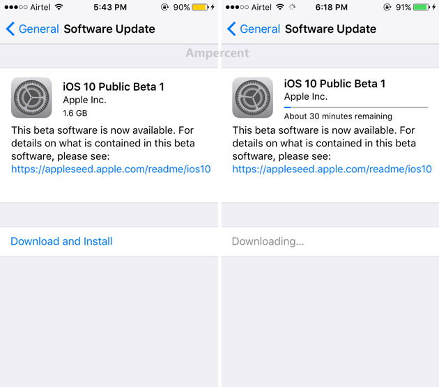 Install-IOS-10-beta-installation-started