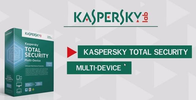 KasperSky Total Security multi périphérique