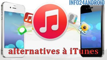 Les meilleures alternatives à iTunes