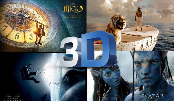 Top 15 Meilleurs Films 3D