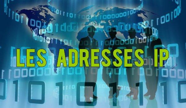 Trouver Les adresses IP privées et publiques