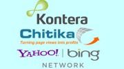 le réseau de publicité
