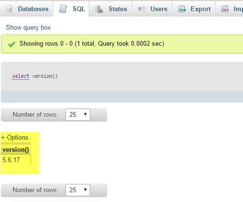 Check-MySQL-Version