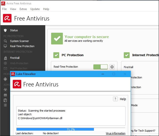 Comment numériser pour Malware et supprimer