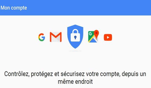 Mon compte google