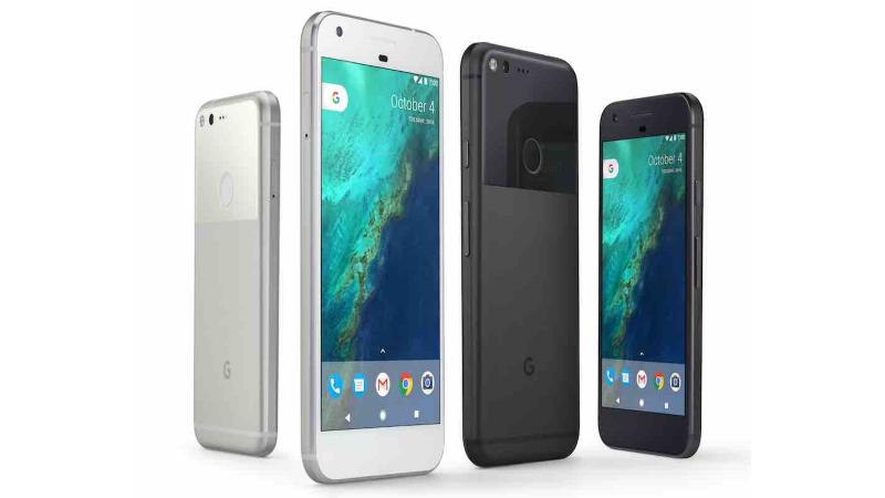 Google Pixel et Pixel XL