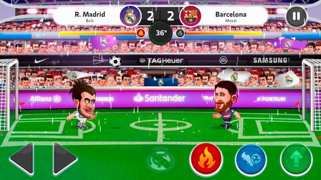 Head Soccer LaLiga Football