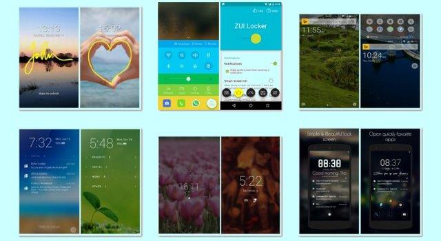 les 7 meilleurs applications cran de verrouillage sur android info24android. Black Bedroom Furniture Sets. Home Design Ideas