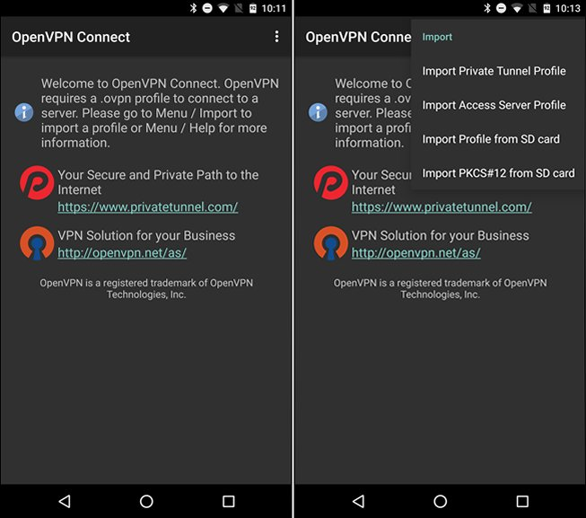 openvpn-networks