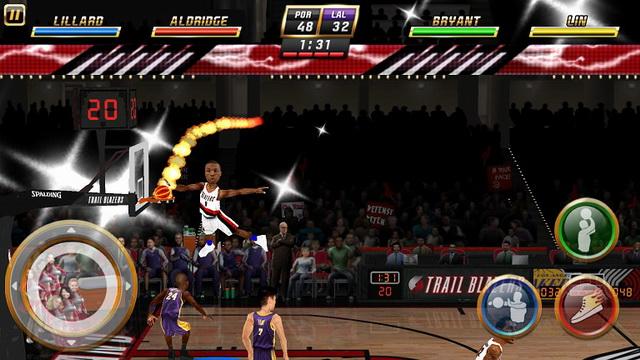 NBA Jam - Jeu pour Android TV