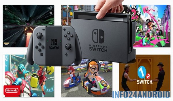 10 meilleurs jeux nintendo switch 2017 info24android. Black Bedroom Furniture Sets. Home Design Ideas