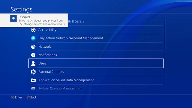 how to change ps4 language