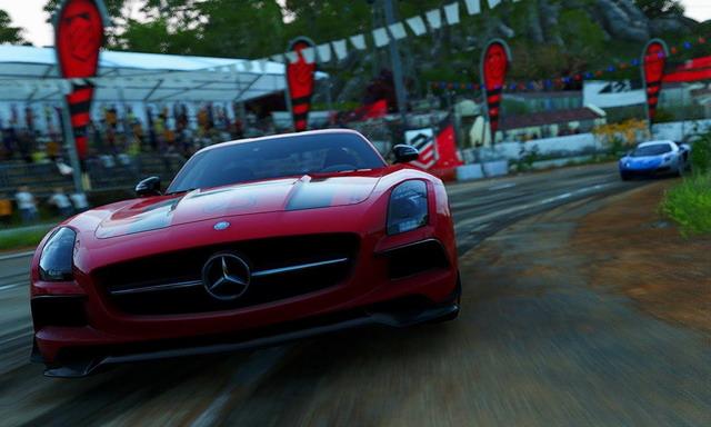 les meilleurs jeux de voiture ps4