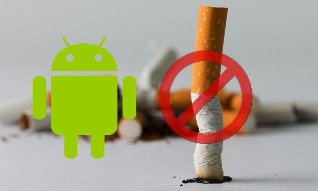 A cessé de fumer dans un mois la toux