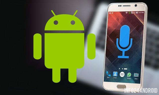 les meilleures applications d enregistreur vocal pour android info24android. Black Bedroom Furniture Sets. Home Design Ideas