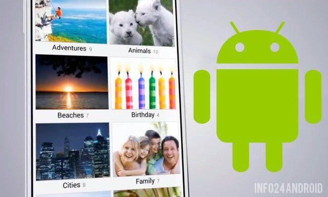 Les meilleures applications de galerie pour Android