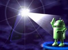 Les meilleures applications lampe de poche pour Android