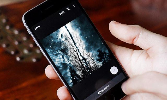 Les Meilleures App Photo Pour Iphone