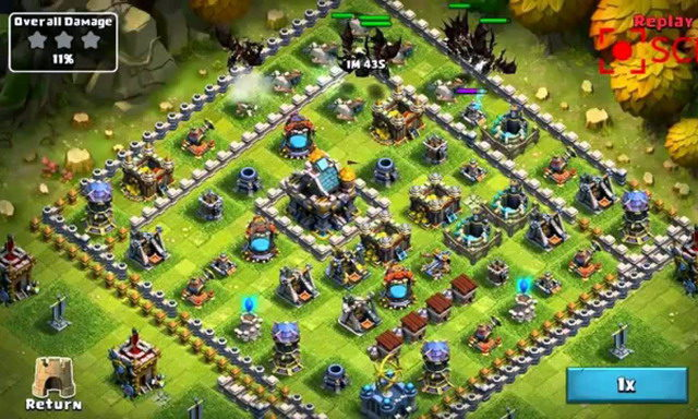 Les meilleurs jeux comme Clash of Clans