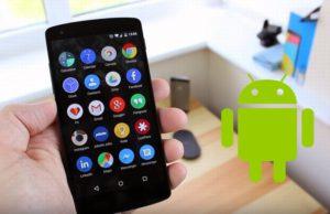 Les meilleurs packs d'icônes pour Android