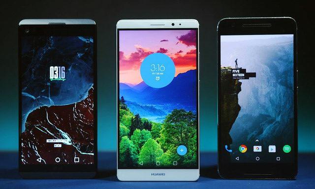 Les meilleurs thèmes Android