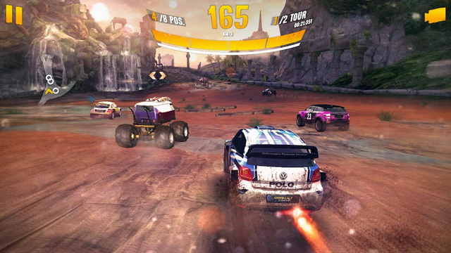 Asphalt Xtreme - Rally Racing