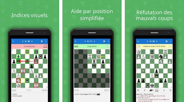 CR-ART - meilleurs jeux d'échecs