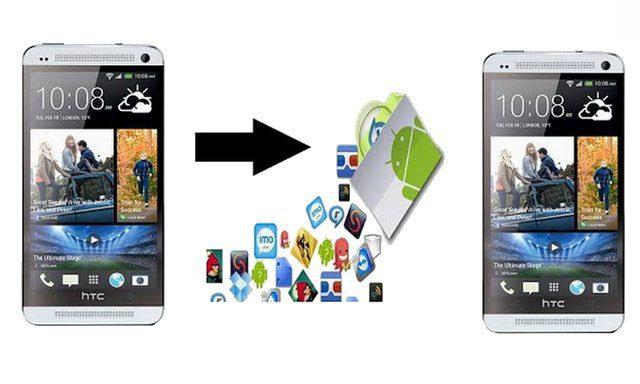 comment transf rer toutes vos donn es vers un appareil android info24android. Black Bedroom Furniture Sets. Home Design Ideas