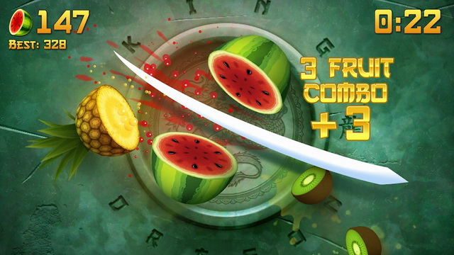 Fruit Ninja - Jeu d'action