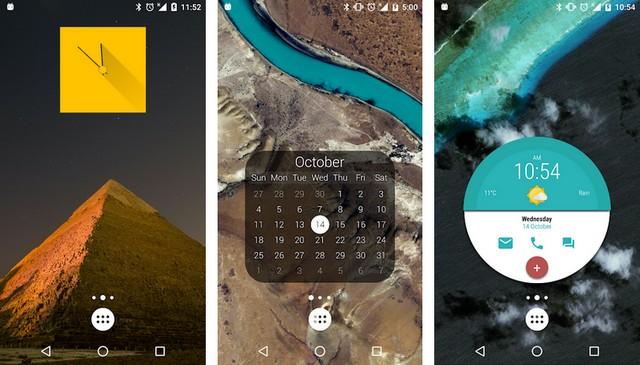 KWGT Kustom - Thème Android