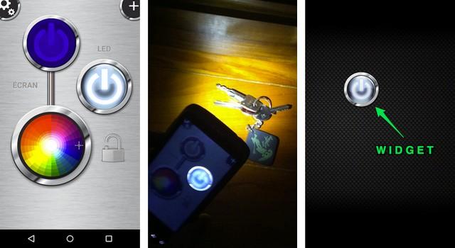 Lampe Torche LED HD