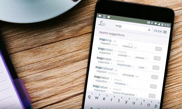 les meilleures applications de dictionnaire anglais pour android info24android. Black Bedroom Furniture Sets. Home Design Ideas