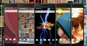 Les meilleures applications de fonds d'écran HD pour Android