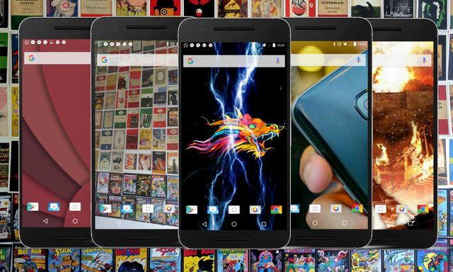 10 Meilleures Applications De Fonds D Ecran Hd Pour Android