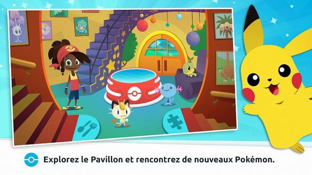 Pavillon Pokémon