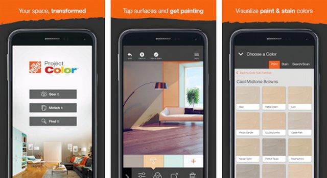 Les Meilleures Application En Couleur De Peinture Pour Android