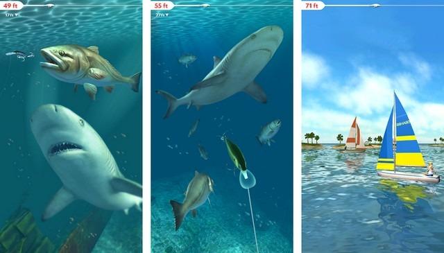 Rapala Fishing - meilleur jeux de pêche